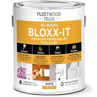 Fleetwood Bloxx-It Primer White 500ml