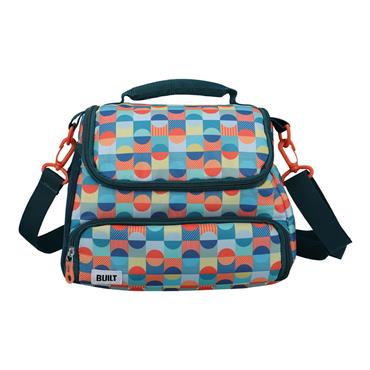 Built Retro 6L Lunch Bag with Storage Compartment