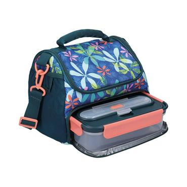Built Tropics 6L Lunch Bag with Storage Compartment