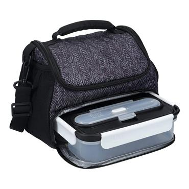 Built Professional 6L Lunch Bag With Storage Compartment
