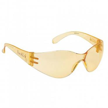 Bolle Bandido Safety Glasses Yellow
