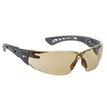 Bolle Rush Platinum Safety Glasses Twilight
