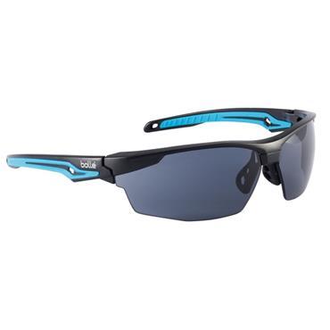 Bolle TRYON PLATINUM Safety Glasses - Smoke