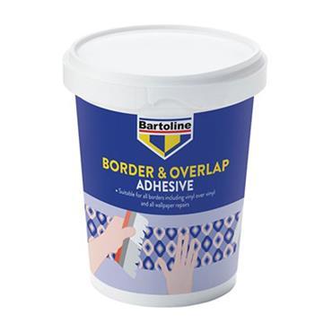 Bartoline Border & Overlap Adhesive 500g