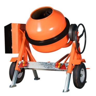 Victor Site Tow Diesel Mixer 360 Ltr