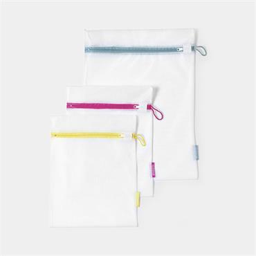 Brabantia Wash Bags 3pk