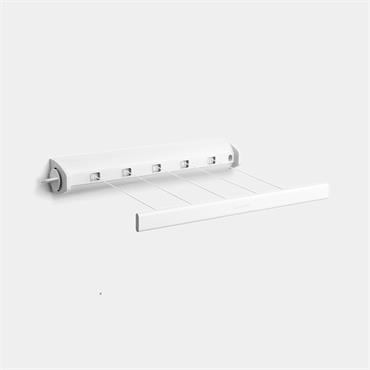 Brabantia Pull Out Drying Line 22m White