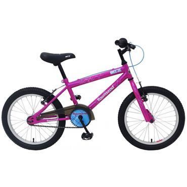 """Breeze Girls 18"""" Bike"""