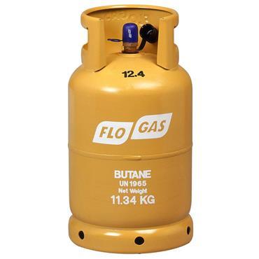 Flogas Butane Gas Refill 11.34kg