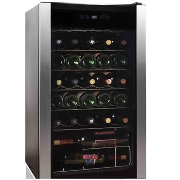 Belling 34 Bottle Wine Cooler