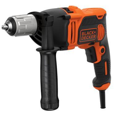Black & Decker BEH850K Hammer Drill 850W 240V + Kitbox