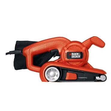 Black & Decker Belt Sander 75mm X 457mm