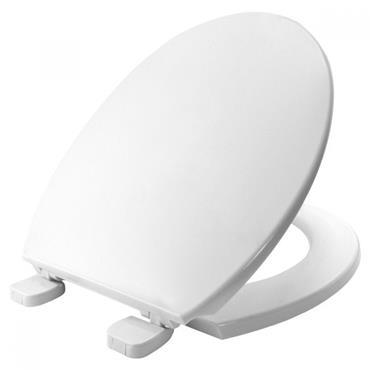 Bemis White Standard Toilet Seat