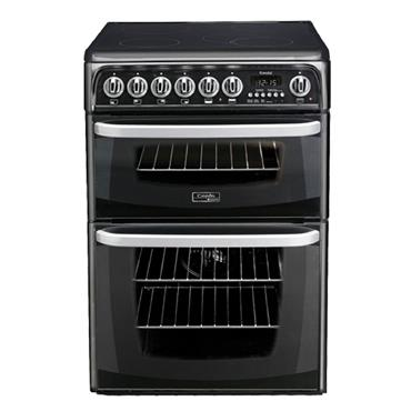 Cannon Cooker 60cm Double Oven & 4 Ring Hob