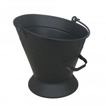 Castle Living Waterloo Coal Bucket Black