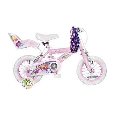 "Concept Unicorn 12"""" Girls Pink"