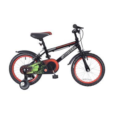 "Concept Striker 16"""" Bike Black / Orange"