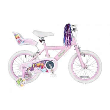 "Concept Unicorn 16"""" Girls Pink"