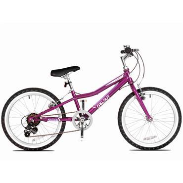 "Concept Chillout 20"""" Girls Bike Purple"