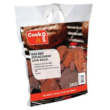 Cookout Lava Rock 3kg