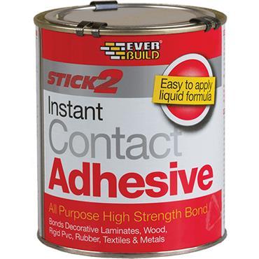 Everbuild All Purpose Contact Adhesive 250ml