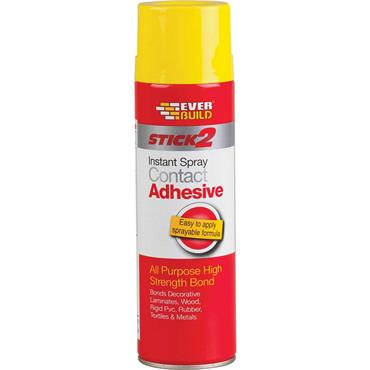 Everbuild Contact Spray Adhesive