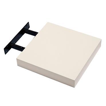 Core Hudson Floating Shelf (Cream Gloss) 240mm