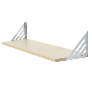 Core Avon Shelf Kit Oak 900mm