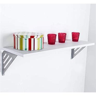 Core Avon Shelf Kit White 900mm