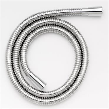 Croydex Reinforced Stainless Steel Shower Hose 2m