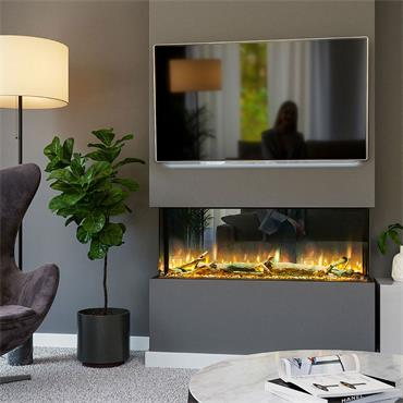Henley Stoves Aurora 1100 Electric Fire