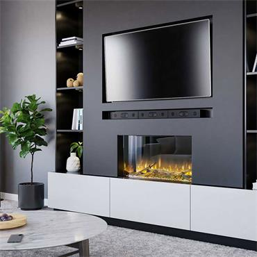 Henley Stoves Aurora 750 Electric Fire