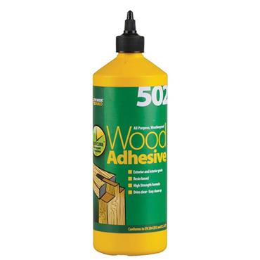 Everbuild Exterior Wood Glue 1L