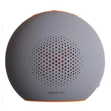 Boompods Doubleblaster 2 Bluetooth Speaker Grey