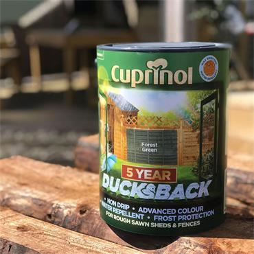 Cuprinol Ducksback Forest Green 5L