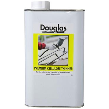 Douglas Cellulose Thinners 1L