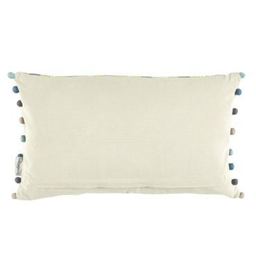 Sanderson Mossi Cushion Sumac 30x50