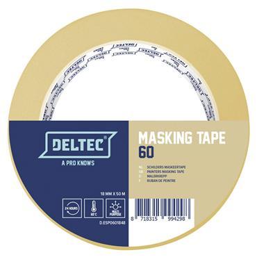 Deltec 1.5' Masking Tape