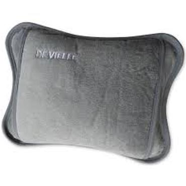 De Vielle Rechargeable Hot Water Bottle Grey