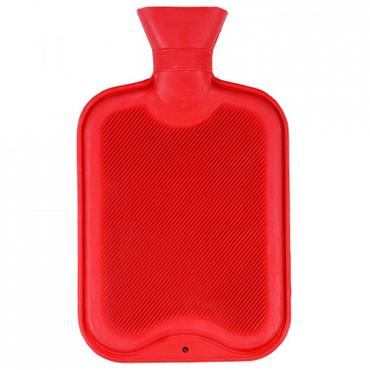 De Vielle Duo Ribbed Hot Water Bottle