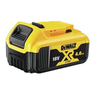 DeWalt DCB182 XR Slide Battery Pack 18V 4.0Ah Li-ion