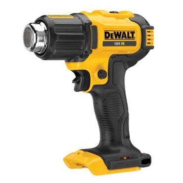 Dewalt DCE530N XR Cordless Heat Gun 18V Bare Unit