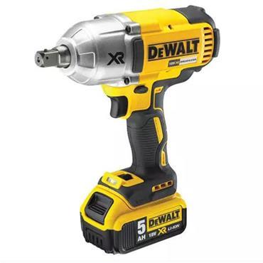 Dewalt Brushless High Torque Impact Wrench 18v