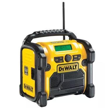 Dewalt DAB Digital Radio 240v & Li-Ion Bare Unit