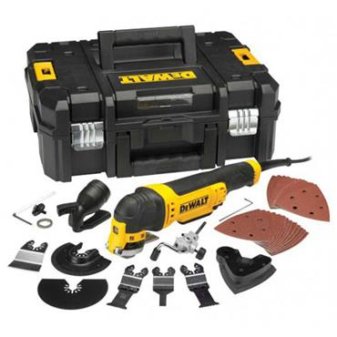 Dewalt 110v Quick Change Multi Tool 300w