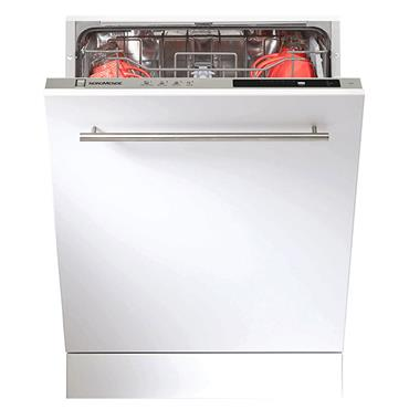 Nordmende 60cm Integrated 4 Programmes 12 Place Settings Dishwasher