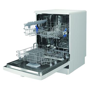 Indesit 13-Place White Free Standing Dishwasher