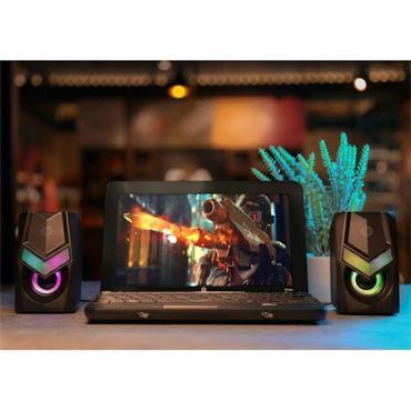 HP 6000 Desktop Multimedia Speakers