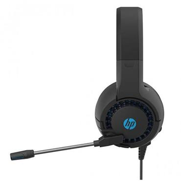 HP DHE-8011 Stereo PC & Gaming Headset with Blue Leds