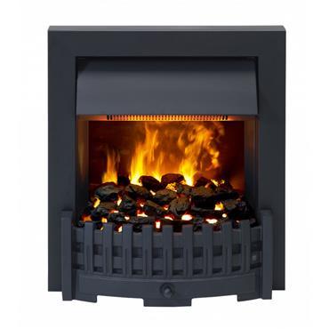 Dimplex Danville Optimyst 2kW Inset Electric Fire Black